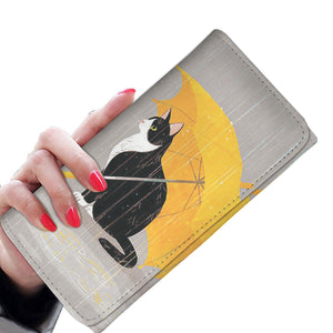 Cat 8 - women's wallet