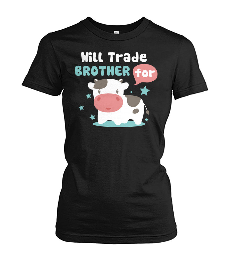 Will trade brother for cow