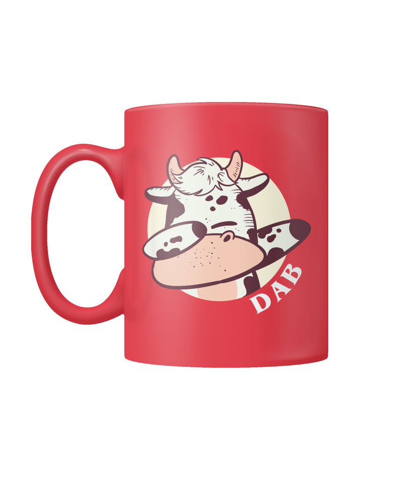 Funny mug for cow lovers-DAB