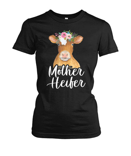 Mother heifer