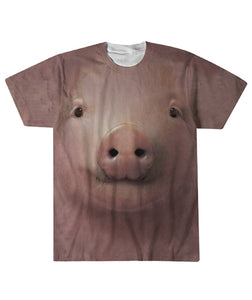 Pig Lovers Sublimation Tee
