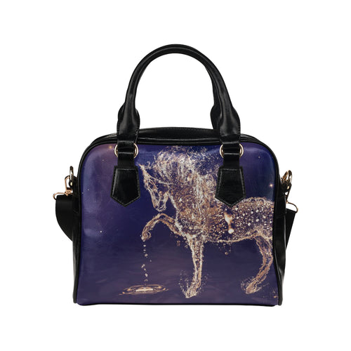 Horse 03 Shoulder Handbag (Model 1634)