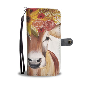 Cow 44 - wallet case phone