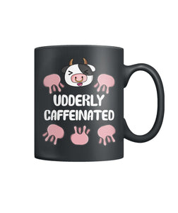 Udderly Caffeinated Mug