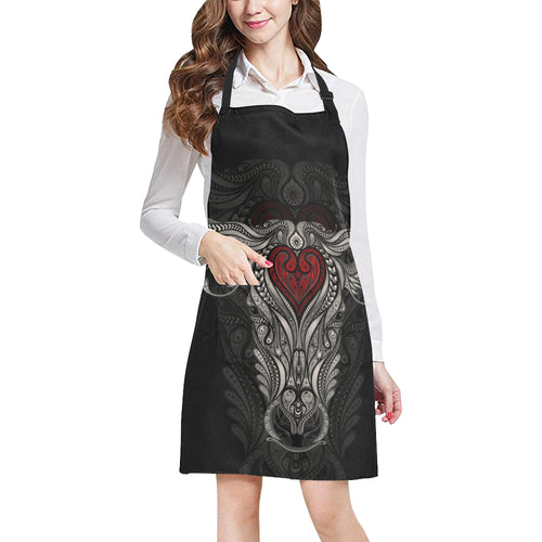 cow All Over Print Apron 29