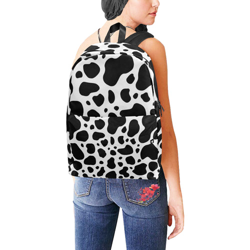 cow skin Unisex Classic Backpack (Model 1673)