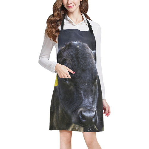 cow All Over Print Apron 02