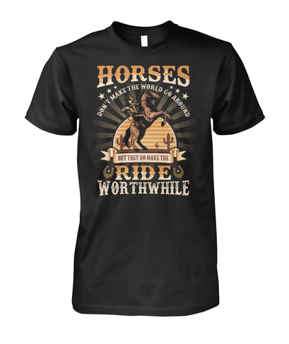 Horse - the ride worthwhile