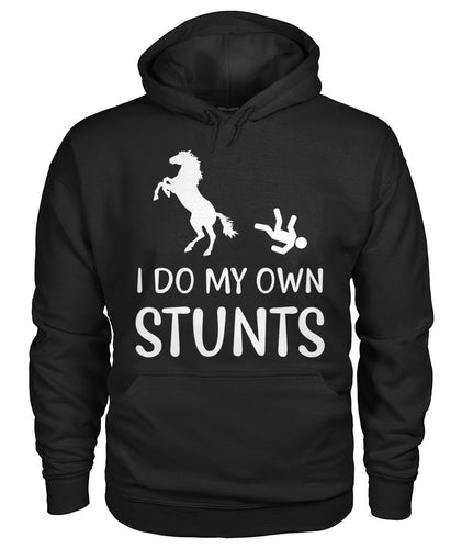 I Do My Own Stunts Horse Funny Shirt