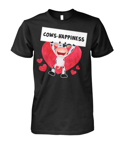 Cows = Happiness