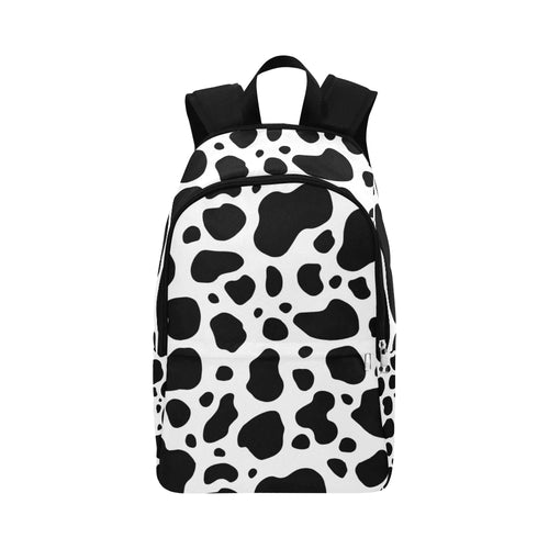 cow skin Fabric Backpack for Adult (Model 1659)