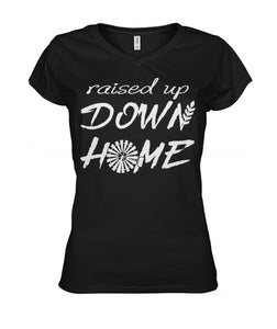 Raised up down home