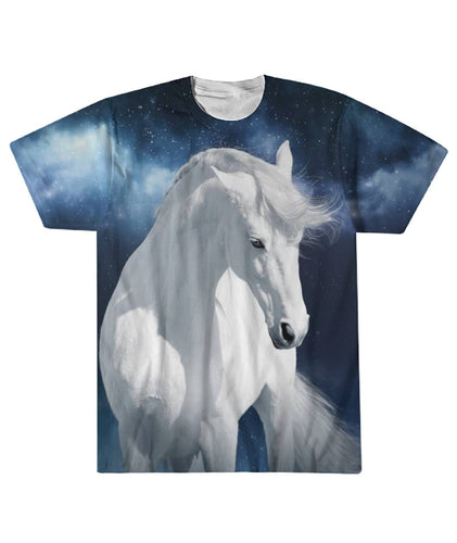 Horse beautiful Sublimation Tee