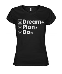 Dream. Plan. Do - Cow