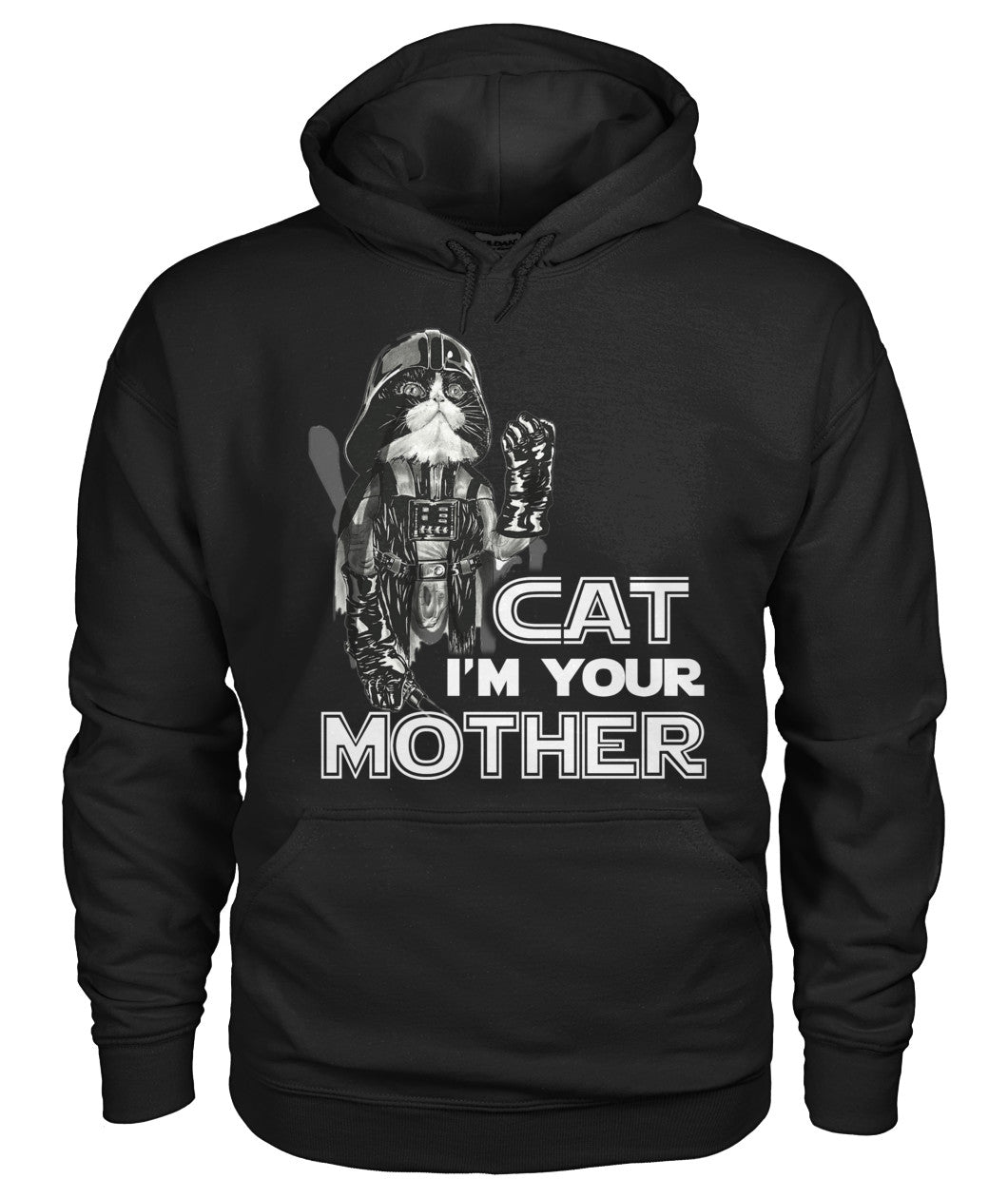 Cat, I'm your mother