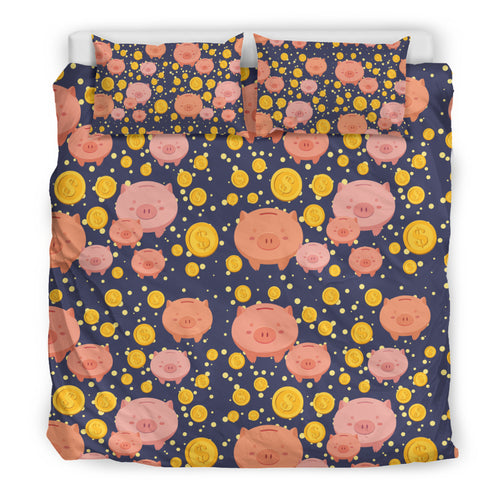 Pig bedding set - 07