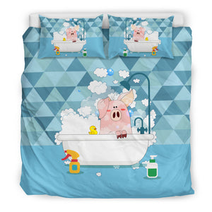 Pig bedding set - 09