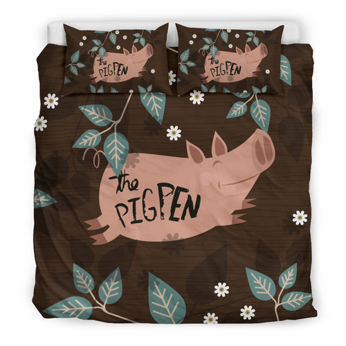 Pig bedding set - 12