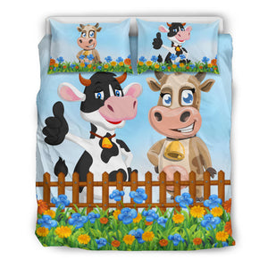 Bedding Set - Cow Lovers 66