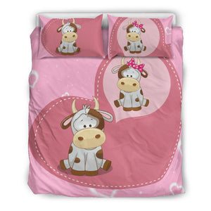 Bedding Set - Cow Lovers 68