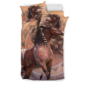 Bedding Set - Horse Lovers 02