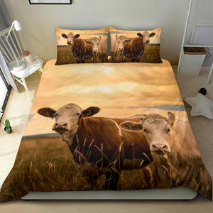 Bedding Set - Cow Lovers 26