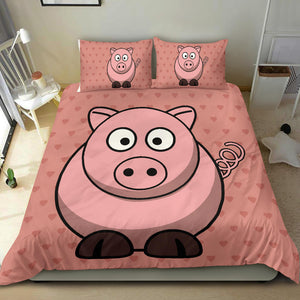 Bedding Set - Pig Lovers 02