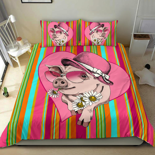 Bedding Set - Pig Lovers 03