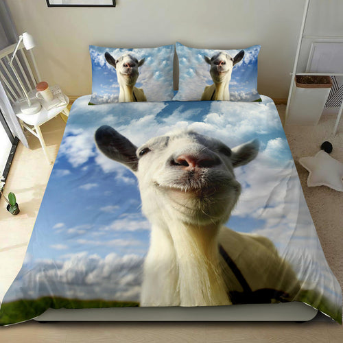 Bedding set - Goat Lovers 06
