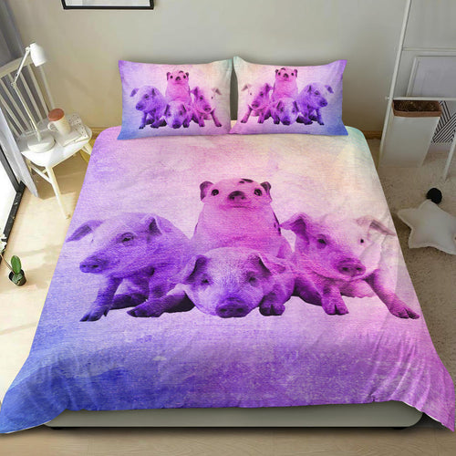 Bedding Set - Pig Lovers 04