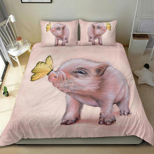Bedding Set - Pig Lovers 05