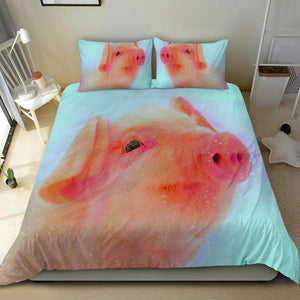 Bedding Set - Pig Lovers 06