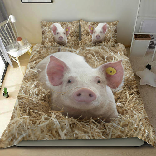 Bedding Set - Pig Lovers 07