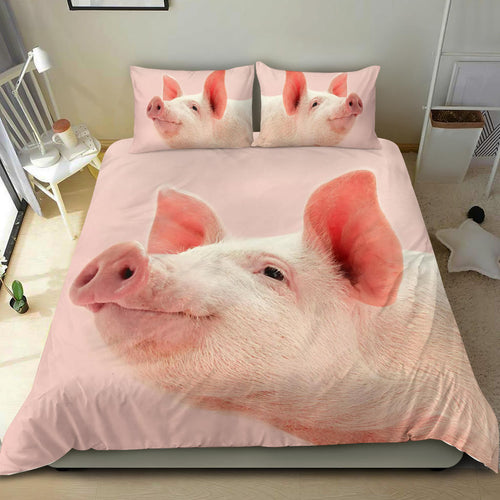 Bedding Set - Pig Lovers 09