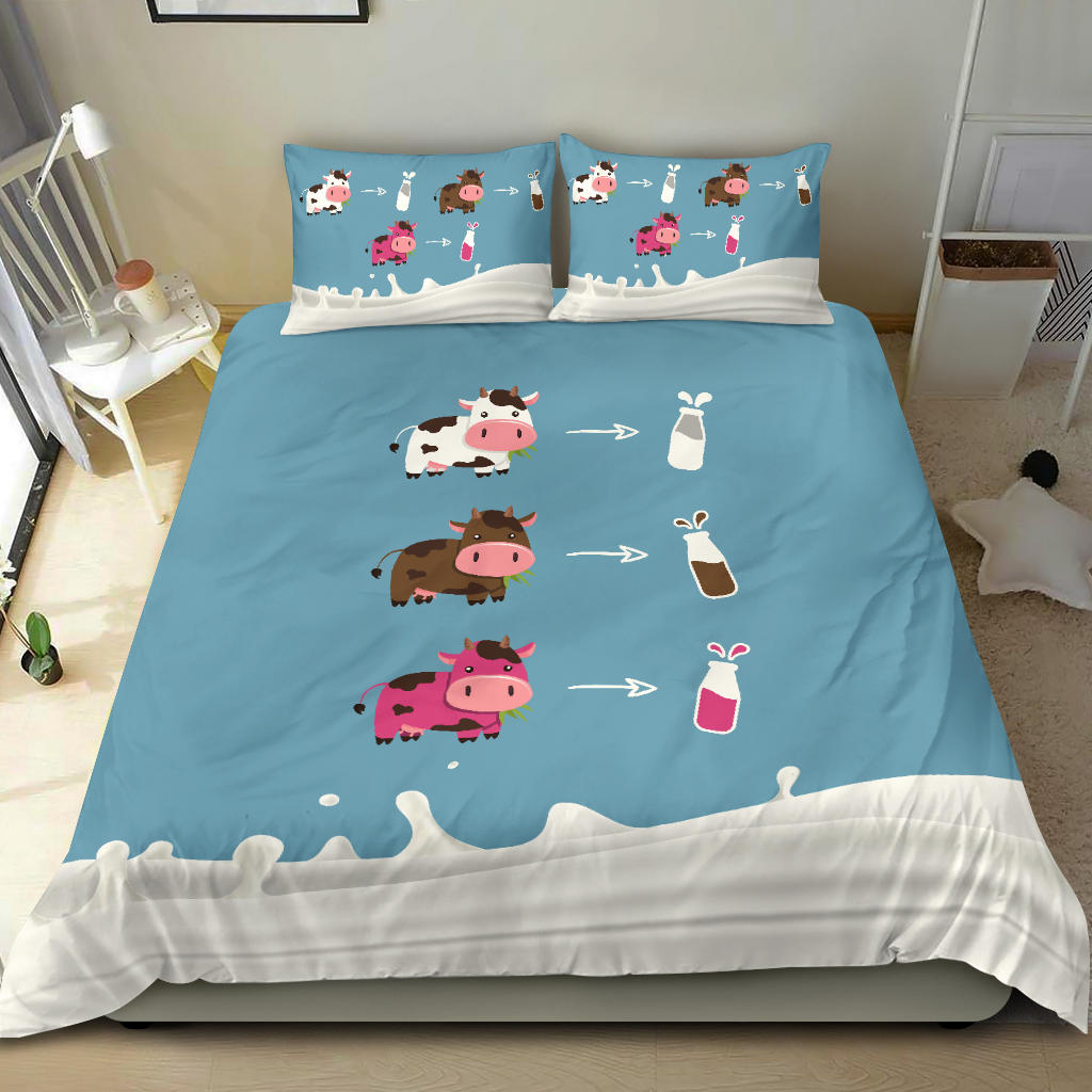 Bedding Set - Cow Lovers 59