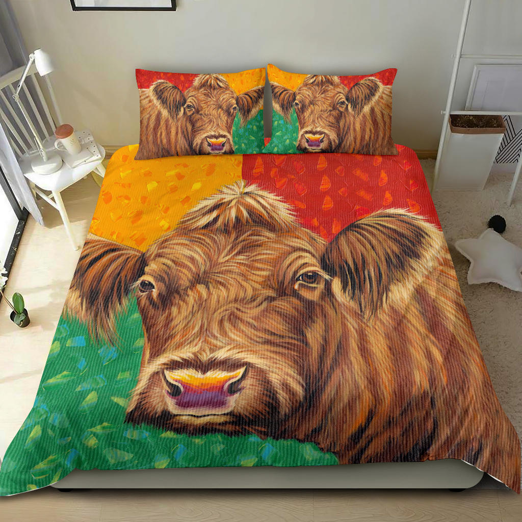 Bedding Set - Cow Lovers 69