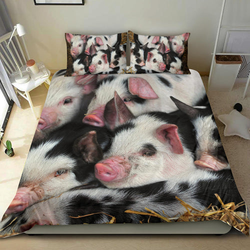 Bedding Set - Pig Lovers 13