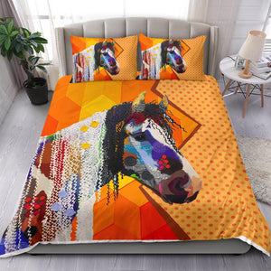 Bedding Set - Horse Lovers 04