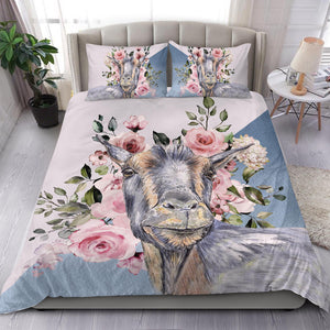 Bedding set - Goat Lovers 04