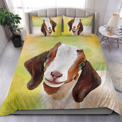 Bedding set - Goat Lovers 08