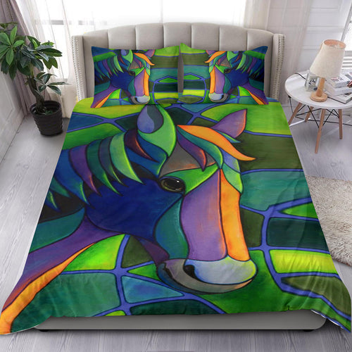 Bedding Set - Horse Lovers 21