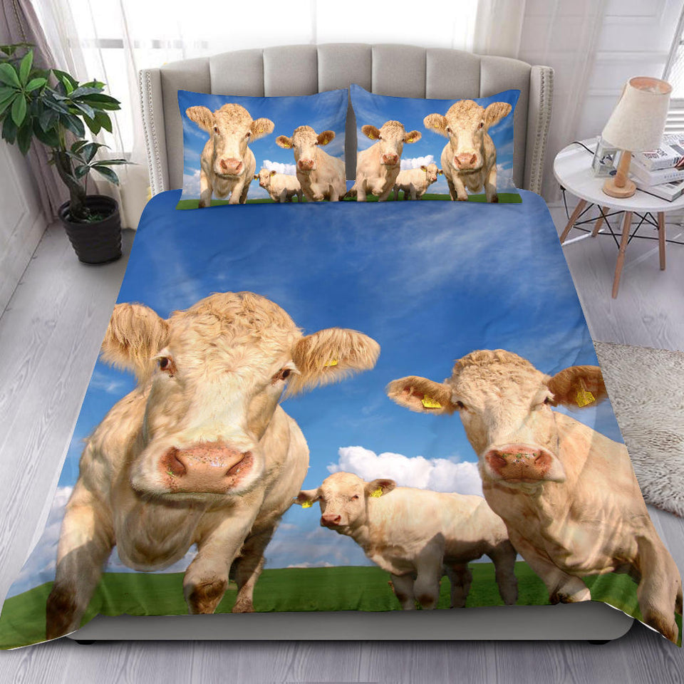 Bedding Set - Cow Lovers 63