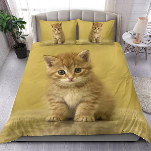 Bedding Set - Cat Lovers 21