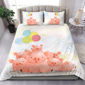 Bedding Set - Pig Lovers 12