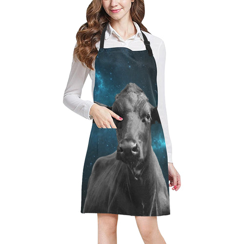 cow All Over Print Apron 03