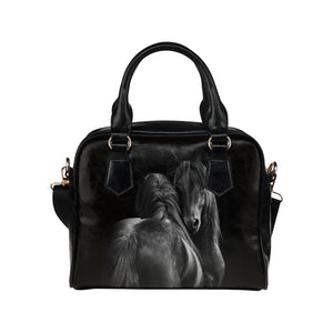 horse 01 Shoulder Handbag (Model 1634)