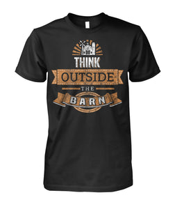 Think outside the barn