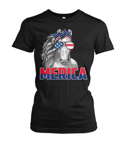 Patriot Horse shirts