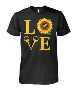 Love Horse sunflower