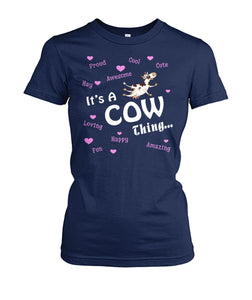 it's a Cow things... - Barnsmile.com-Barnsmile.com-shirt, tees, clothings, accessories, shoes, home decor